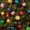 50ct Clown Christmas 70mm Ornament Set - Wondershop™ - image 2 of 3