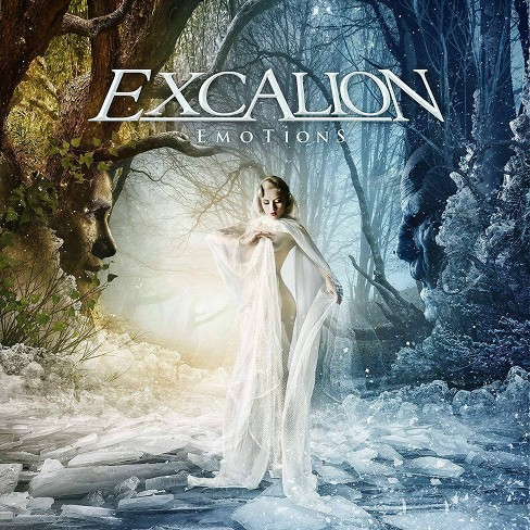Excalion - Emotions (CD) - image 1 of 1