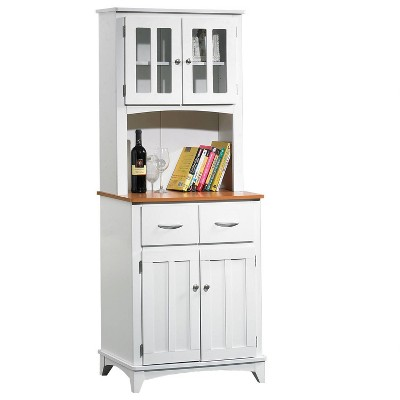 Traditional Microwave Cabinet - Home Source