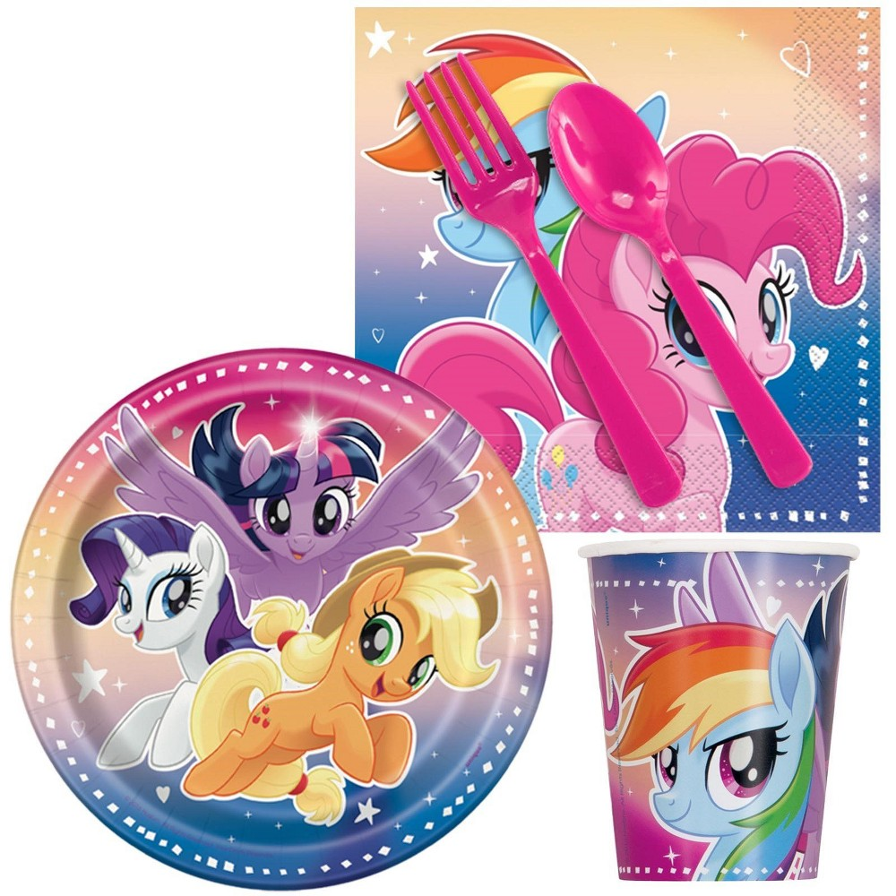 16ct My Little Pony Flying Ponies Snack Party Pack, Multi-Colored