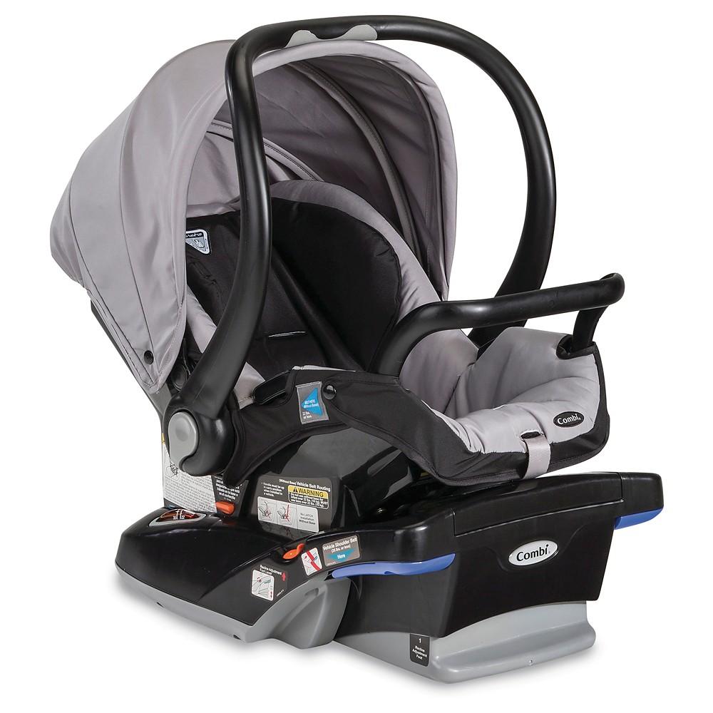 Image of Combi Shuttle Infant Car Seat - Titanium, Silver
