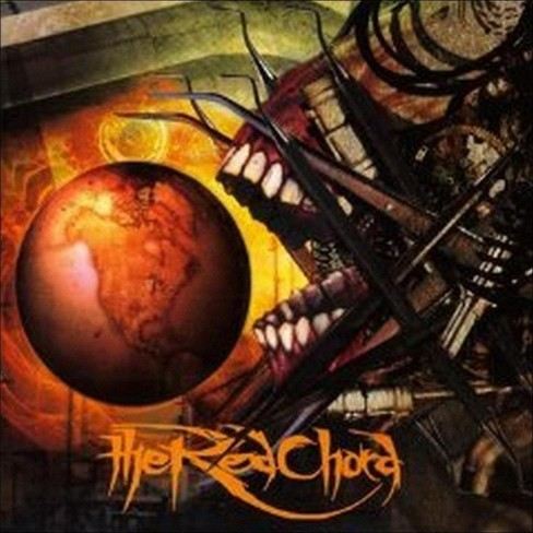 Red chord - Fed through the teeth machine (CD) - image 1 of 1