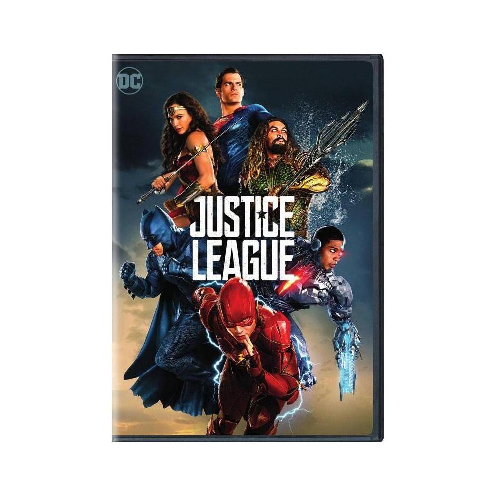 Justice League Part 1 Dvd