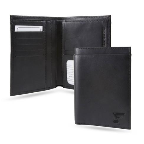 NHL St. Louis Blues Embossed Genuine Leather RFID Passport Holder - image 1 of 1