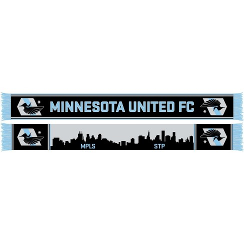 MLS Minnesota United FC Knit Skyline Scarf - image 1 of 4
