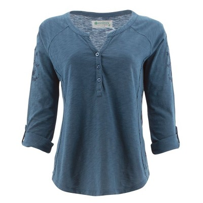 Aventura Clothing  Women's Carolina Long Sleeve Top