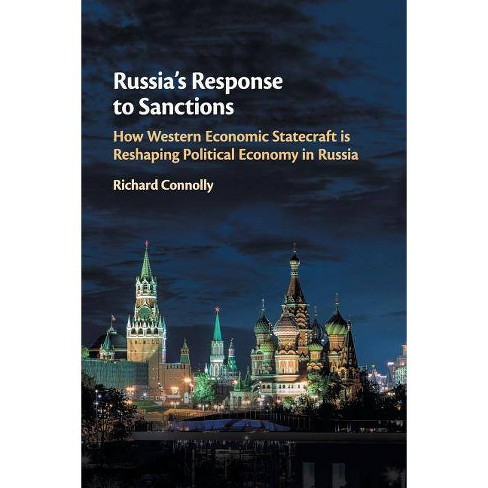 Russia's Response to Sanctions - by  Richard Connolly (Paperback) - image 1 of 1