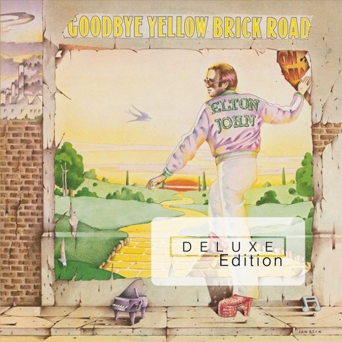Elton john - Goodbye yellow brick road (CD) - image 1 of 1