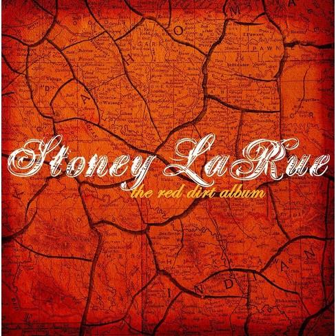Stoney LaRue - Red Dirt Album (Vinyl) - image 1 of 1