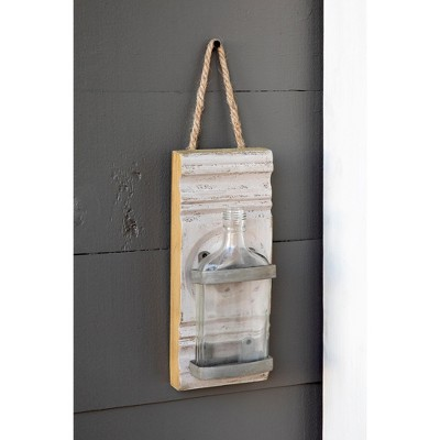 Park Hill Collection Tonic Bottle on Molding Trim Board