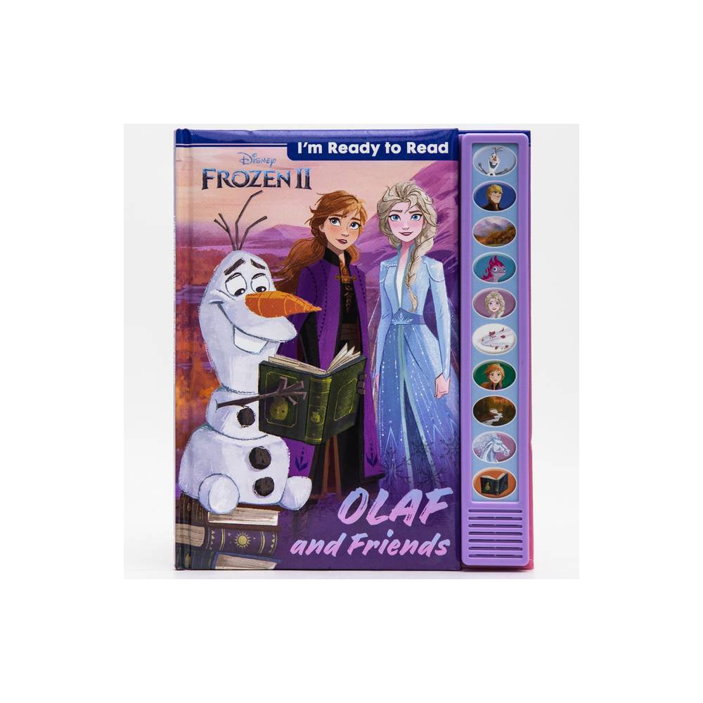 Disney Frozen 2 Play A Sound By Emily Skwish Hardcover