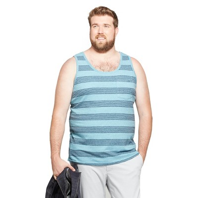 09ad9b78ab5a7 Men s Big   Tall Regular Fit Tank Top - Goodfellow ...