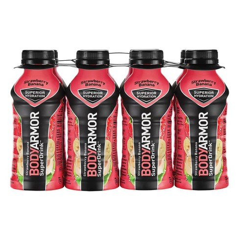 BODYARMOR Strawberry Banana Sports Drink - 8pk/12 fl oz Bottles - image 1 of 4