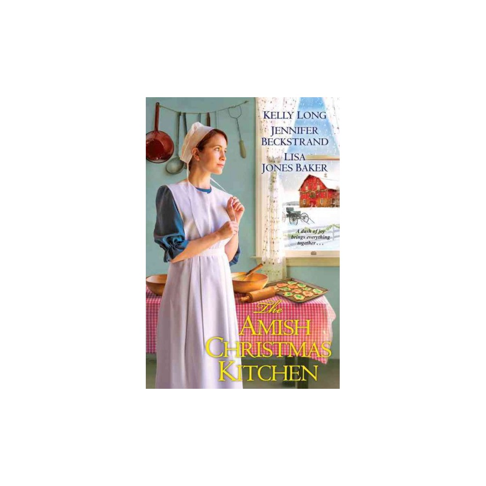 Amish Christmas Kitchen (Paperback) (Kelly Long)