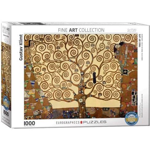 Eurographics Inc. Tree of Life by Gustav Klimt 1000 Piece Jigsaw Puzzle - image 1 of 4