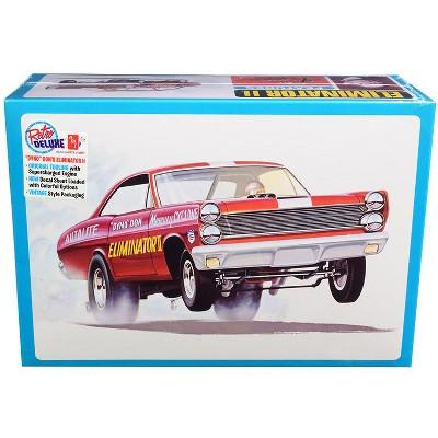 """Skill 2 Model Kit Mercury Cyclone Funny Drag Car """"Dyno"""" Don Nicholson's """"Eliminator II"""" 1/25 Scale Model by AMT"""
