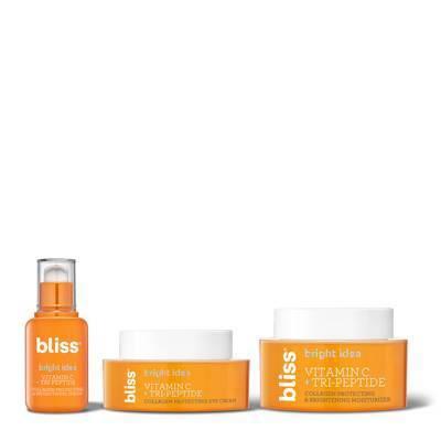 Bliss Bright Idea Vitamin C Collection