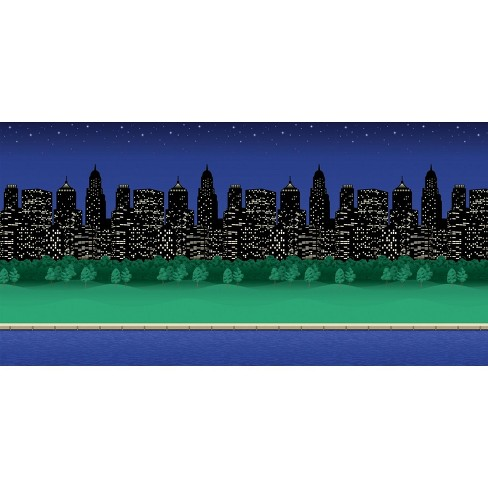 Fadeless Designs Paper Roll, City Lights, 48 Inches x 12 Feet - image 1 of 1