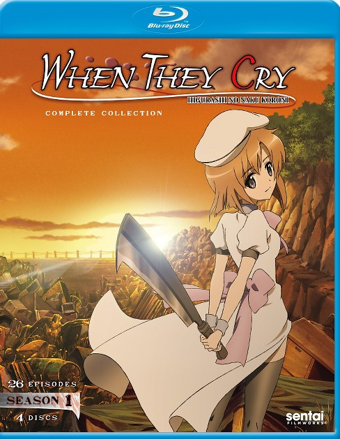 When they cry:Season 1 (Blu-ray) - image 1 of 1