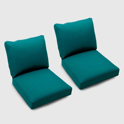 Foxborough 2pk Club Chair Cushions - Threshold™ - image 1 of 2
