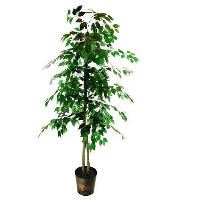 Artificial Tree - Green - 6ft - LCG Florals