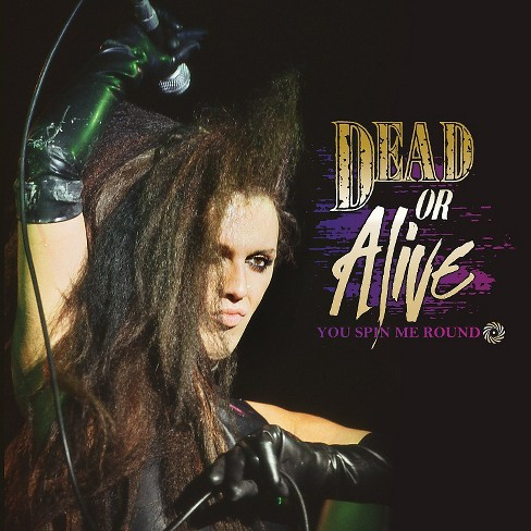 Dead or alive - You spin me round (CD) - image 1 of 1