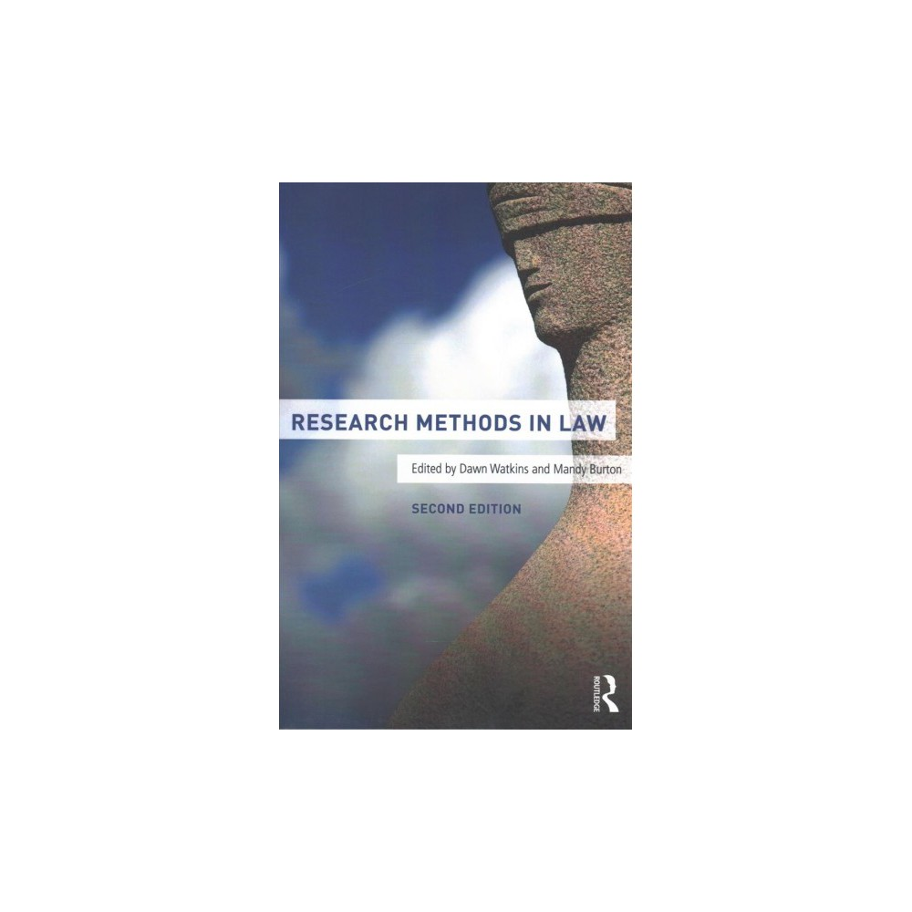 Research Methods in Law (Paperback)