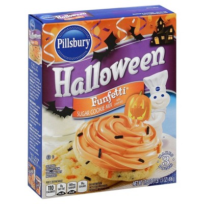 Baking Mixes: Pillsbury Funfetti Cake & Cupcake Mix