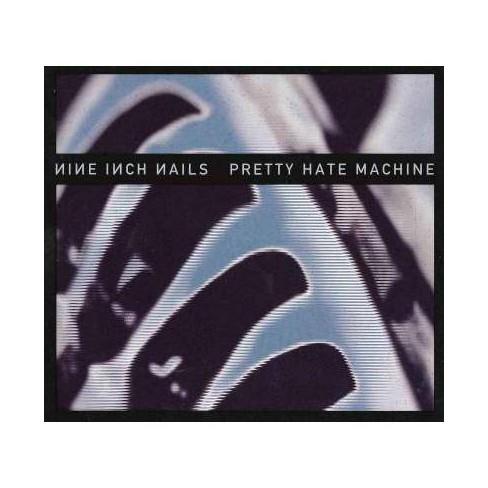 Nine Inch Nails - Pretty Hate Machine: 2010 Remaster (CD) - image 1 of 1
