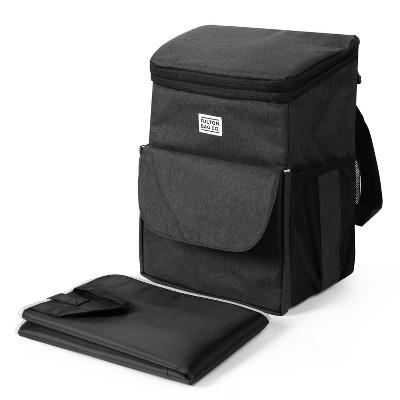 Fulton Bag Co. Backpack with Jumpsack Diaper Bag
