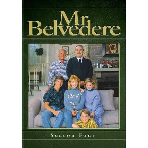 Mr. Belvedere: Season Four (DVD)(2015) - image 1 of 1