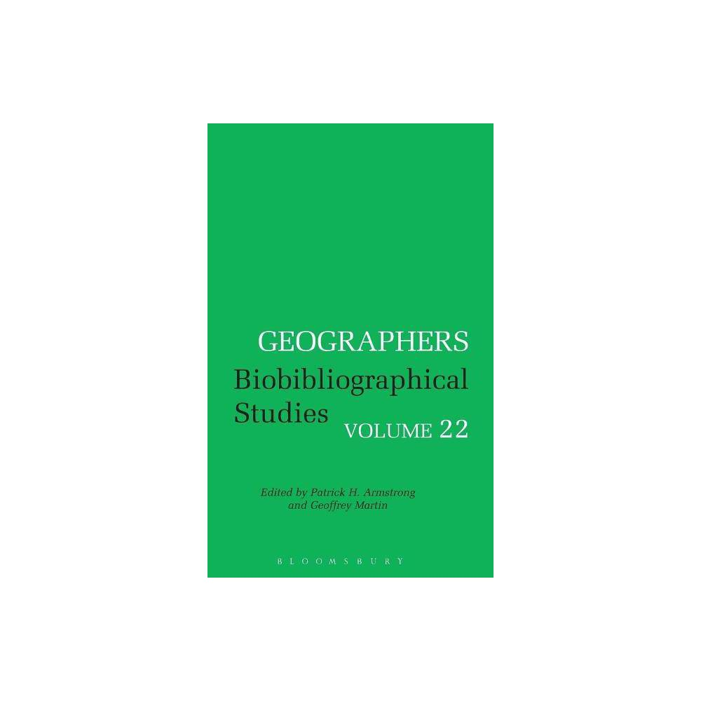 Geographers - (Hardcover)