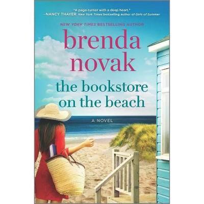 The Bookstore on the Beach - by Brenda Novak (Paperback)