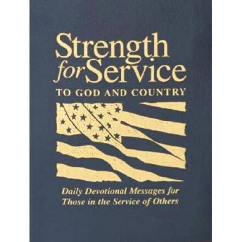 Strength for Service to God and Country-Navy - by  Evan Hunsberger (Paperback) - image 1 of 1