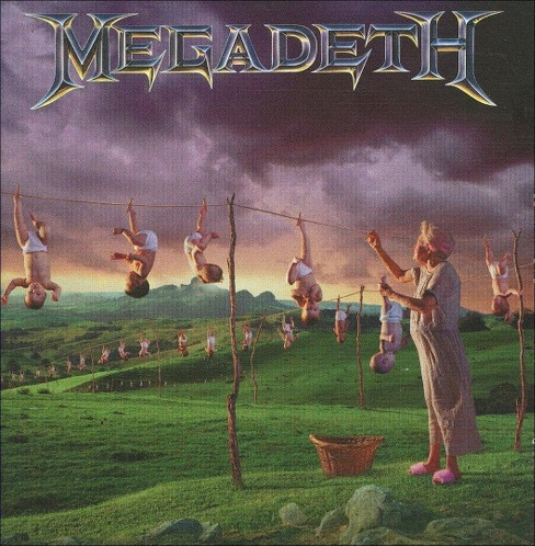 Megadeth - Youthanasia (CD) - image 1 of 4