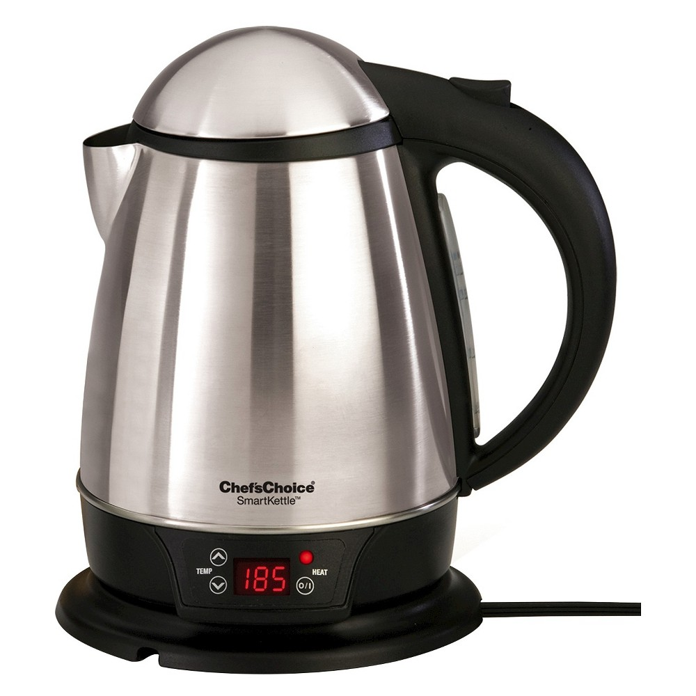 Chef's Choice 1.75 Qt. Electric Kettle - Silver