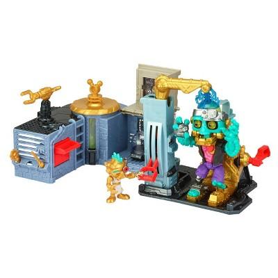 Treasure X Monster Gold Glow in the Dark Mega Monster Lab