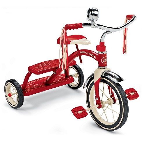 Radio Flyer® Classic Dual Deck Tricycle -Red - image 1 of 10