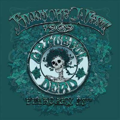 Grateful Dead - Fillmore West, San Francisco, CA 2/28/69 (Vinyl)
