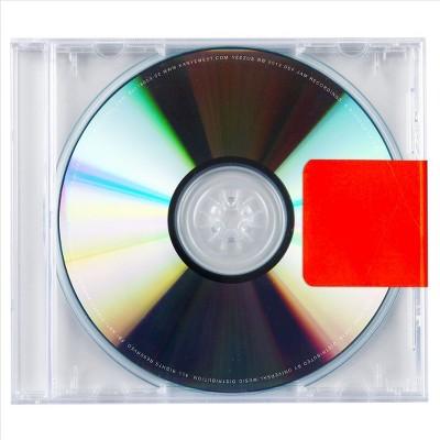 Yeezus [Explicit Lyrics] (CD)