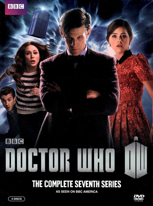 Doctor who:Complete seventh series (DVD) - image 1 of 1