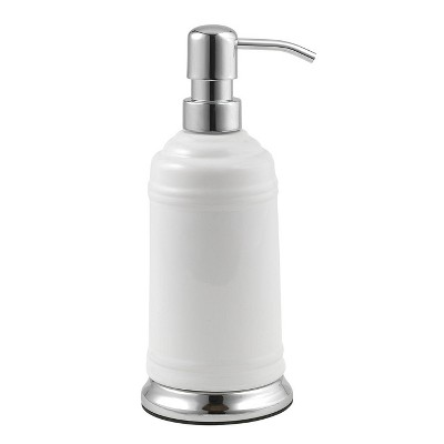 Isabella Lotion Pump White/Chrome - Popular Bath