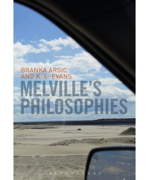 Melville's Philosophies -  (Hardcover) - image 1 of 1