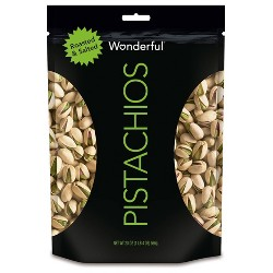 Wonderful Pistachios Roasted & Salted - 20oz
