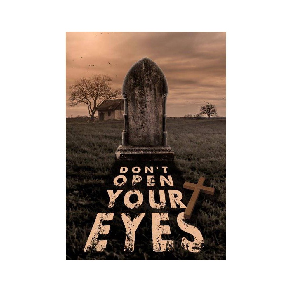 Don T Open Your Eyes Dvd 2018