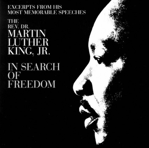 Martin luther king - In search of freedom (CD) - image 1 of 1