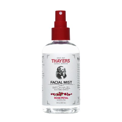 Thayers Witch Hazel Alcohol Free Toner Facial Mist - Rose - 8 fl oz