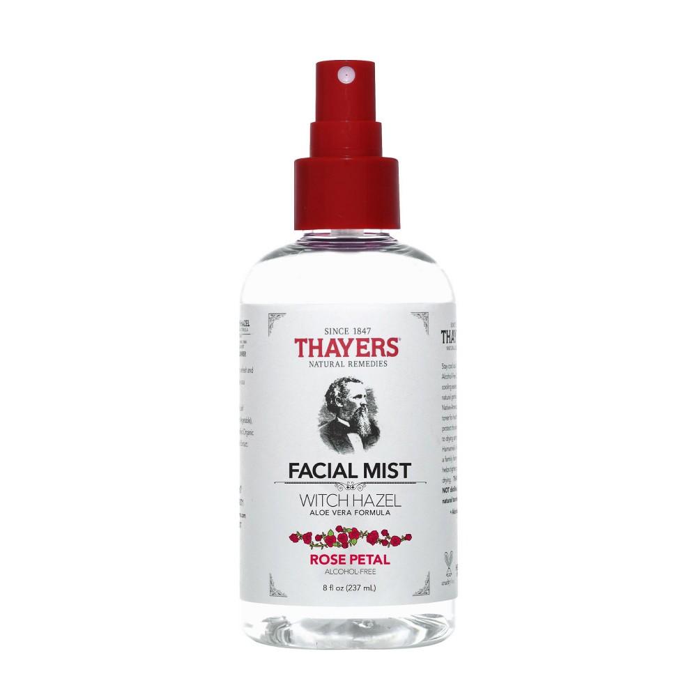 Image of Thayers Witch Hazel Alcohol Free Toner Facial Mist - Rose - 8 fl oz