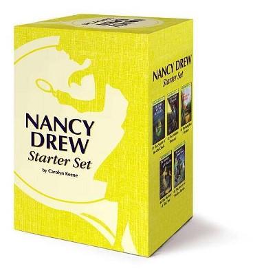 Nancy Drew Starter Set - by  Carolyn Keene (Mixed Media Product)