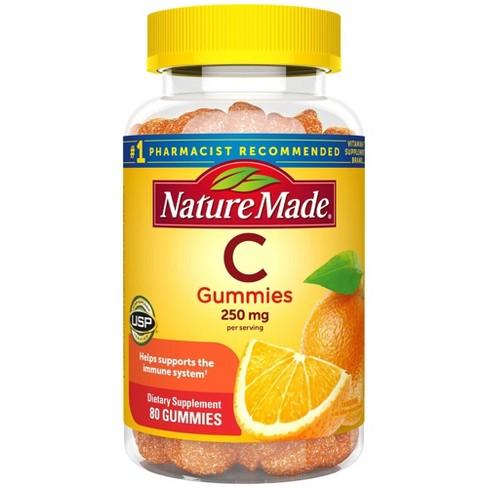 Nature Made Vitamin C 250 mg Gummies - Tangerine - image 1 of 4